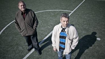 Ryszard Łuczkiewicz i Gerard Pobłocki