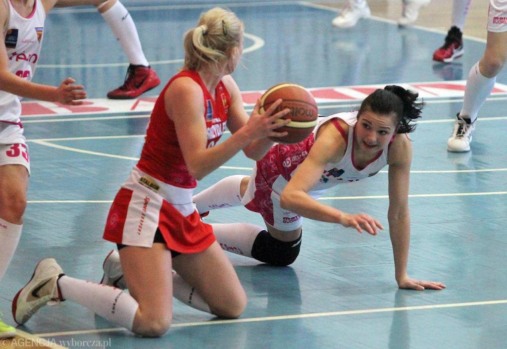 Agnieszka Szott-Hejmej ma być gotowa do gry przeciwko drużynie, w której zaczynała karierę