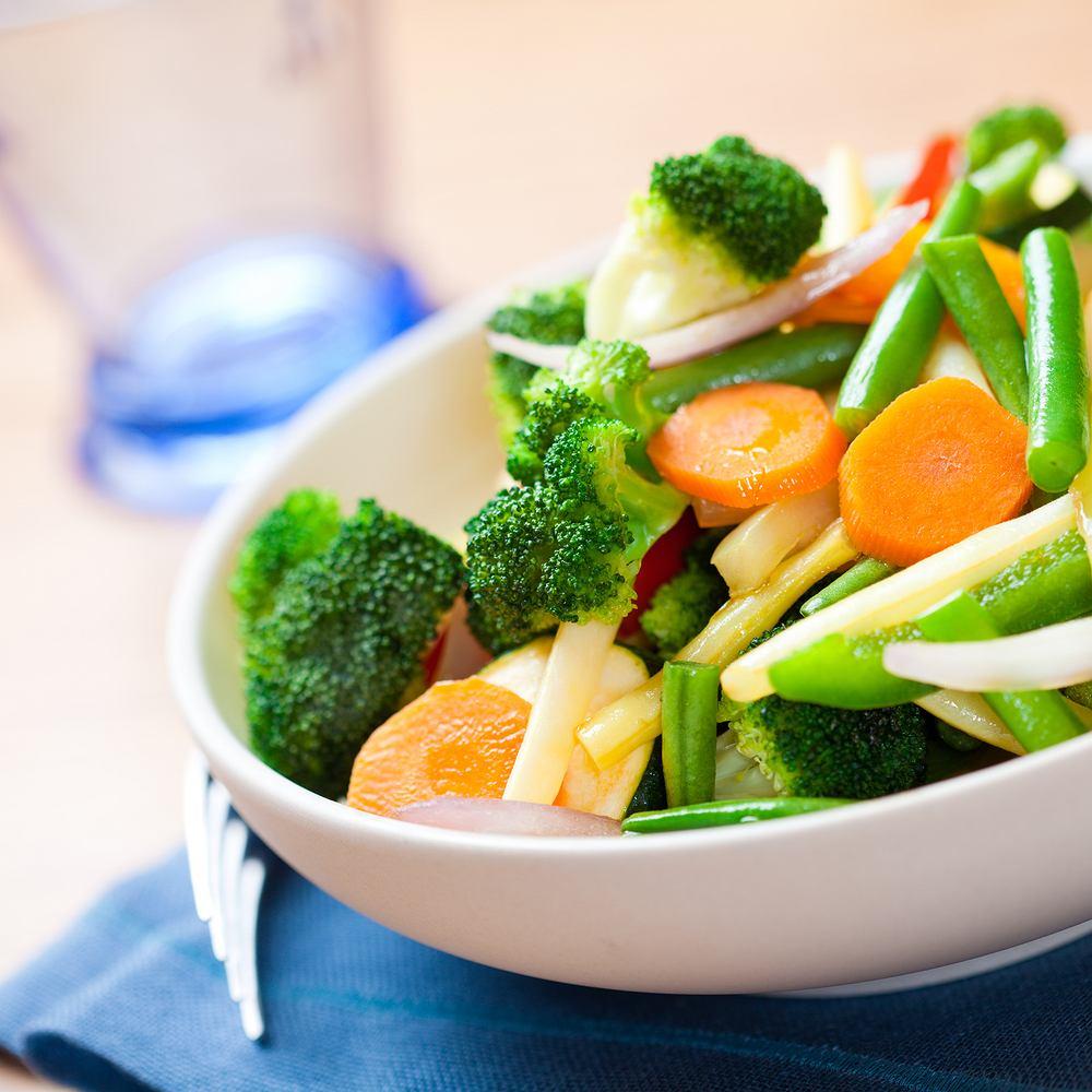 Warzywa - gotowane czy surowe?