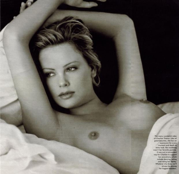 charlize therone