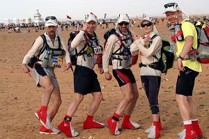 8 kwietnia polska drużyna wystartuje w 27. Marathon des Sables