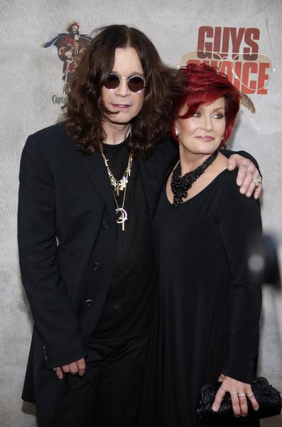 06/05/2010 - Ozzy Osborne and Sharon Osborne - 2010 Guys Choice Awards - Arrivals - Sony Pictures Studios - Culver City, CA, USA - Keywords:  - False -  - Photo Credit: David Gabber / PR Photos - Contact (1-866-551-7827)