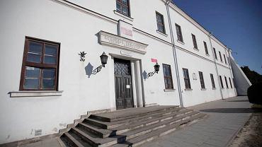 Budynek Akademii Zamojskiej w Zamościu