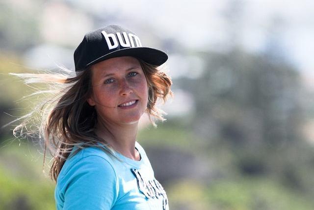 Karolina Winkowska podczas zawodów PKRA World Tour we Francji