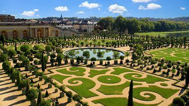 Wersal, Ogrody w Wersalu, Francja