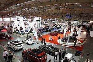 Ruszyły targi Motor Show 2012