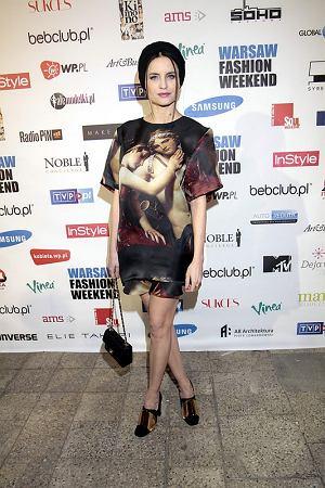 Joanna Horodyńska, mozcau, warsaw fashion weekend