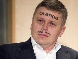 Przerobione zdjęcie prezesa Orange