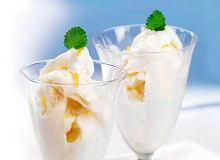 Mrożony jogurt imbirowo-cytrynowy - ugotuj