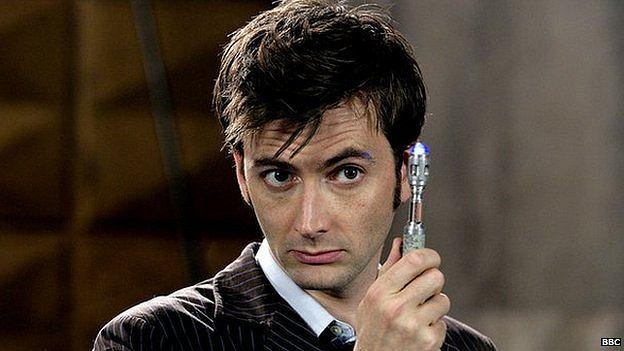 Doktor Who i jego soniczny śrubokręt