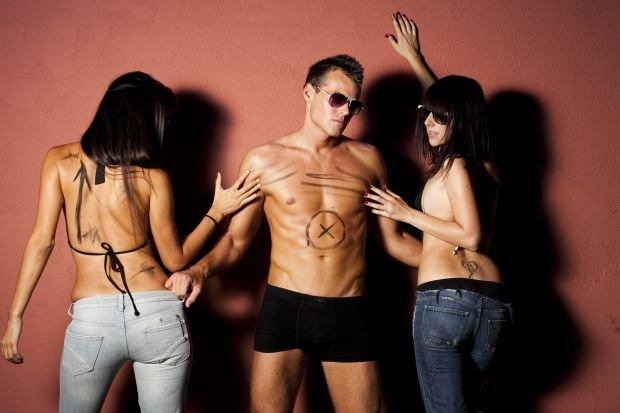 Sztuka kochania: seks w trójkącie, erotyka, sztuka kochania