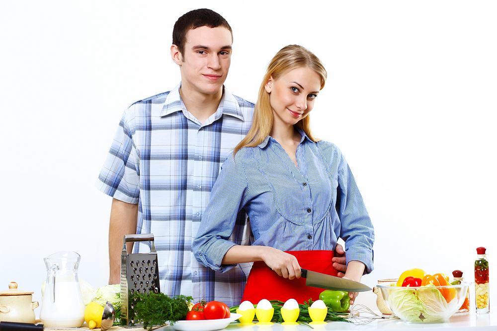 Dieta bez godzin w kuchni