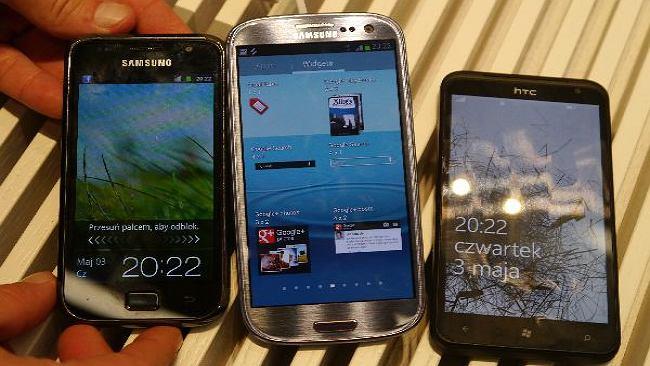 Samsung Galaxy S III - pierwsze wrażenia