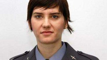 Aleksandra Uścińska jest wojskową i reprezentuje barwy poznańskiego Grunwaldu