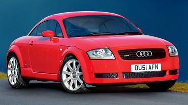 Top 10: legendarne samochody - Audi TT