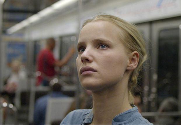 """Joanna Kulig w filmie """"Sponsoring"""""""