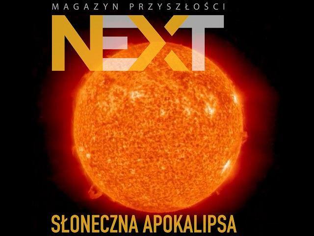 Czwarty numer magazynu Next na iPadzie