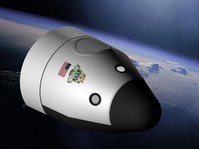 Pojazd Kosmiczny Blue Origin