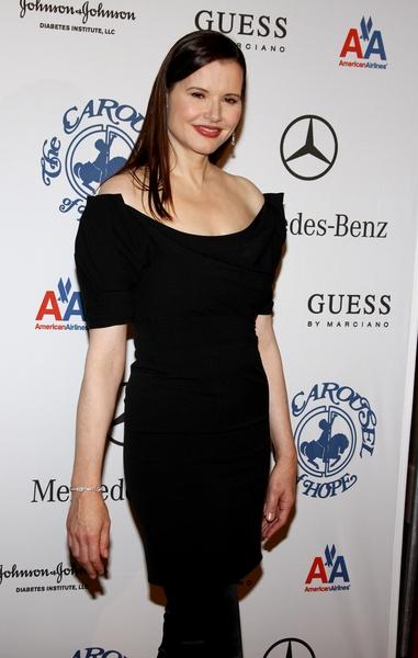 10/25/2008 - Geena Davis - The 30th Anniversary Carousel Of Hope Ball - Arrivals - The Beverly Hilton Hotel  - Beverly Hills, CA, USA - Keywords:  - False -  - Photo Credit: David Gabber / PR Photos - Contact (1-866-551-7827)
