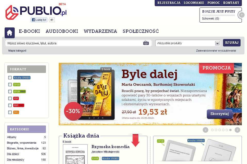Księgarnia Publio.pl