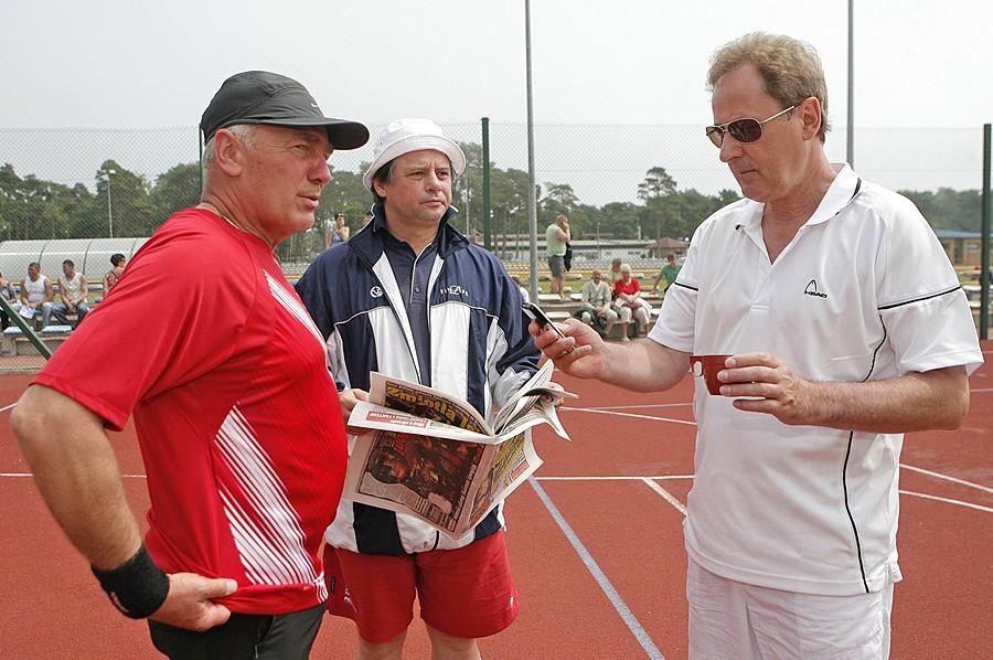 Karol Strasburger, Krzysztof Janczar, Piotr Skarga