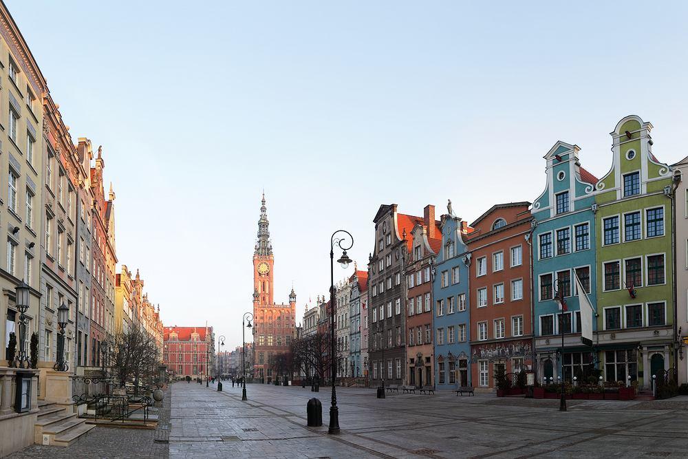 Ulica Długa, Gdańsk