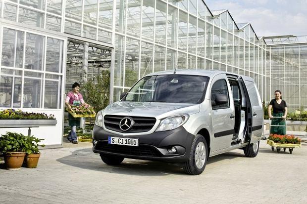 Mercedes Citan od 63 124 zł