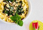 Zielone pesto. Pomysły na obiad dla zabieganych