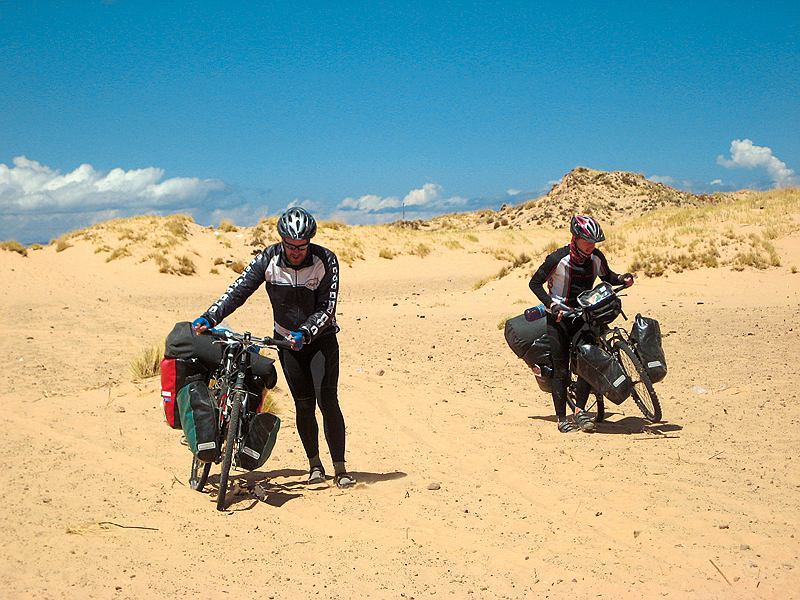 Wyprawa rowerowa - Peru i Boliwia