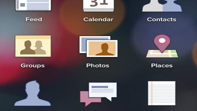 Czy tak może wyglądać Facebook Phone?