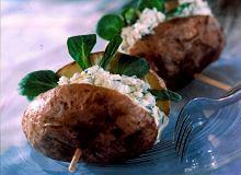 Ziemniaki z twarożkiem - ugotuj