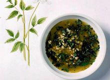 Zupa z podagrycznikiem - ugotuj