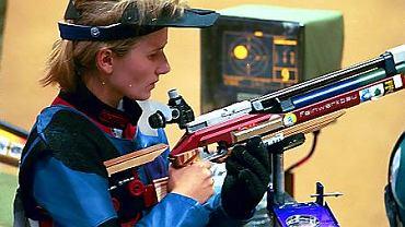 Renata Mauer podczas igrzysk w Sydney