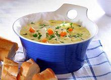 Waterzooi (zupa z kawałkami kurczaka) - ugotuj
