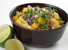 Relisz z mango i kolendry - ugotuj