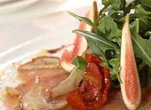 Carpaccio  z tuńczyka  z prawdziwkami - ugotuj