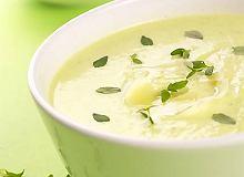 Zupa-krem ze szparagów - ugotuj