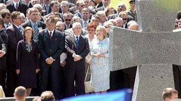 W 2006 r. Lech Kaczyński oraz Wiktor Juszczenko uczcili pamięć pomordowanych w Pawlokomie Ukraińców i Polaków