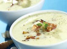 Szafranowa zupa rybna - ugotuj
