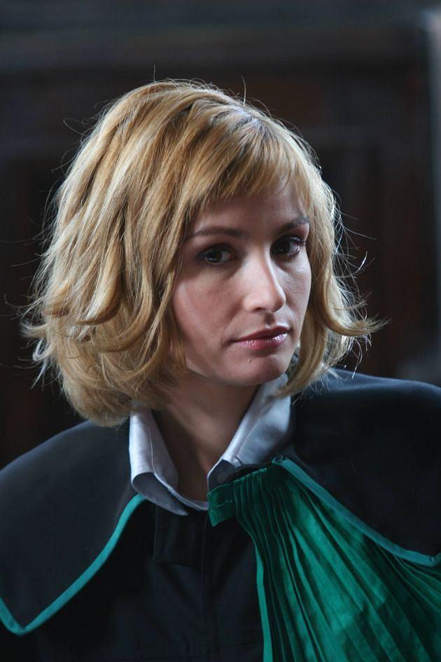 Joanna Brodzik w roli Magdy M.