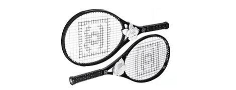 Rakieta tenisowa od Chanel