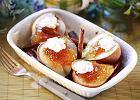 Wykwintny deser gruszkowy  - Zdjęcia