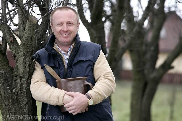 Tomasz Bazyl, szef kuchni w restauracji Exekutiv w Lizbonie