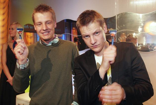 Rafał i Marcin Mroczek