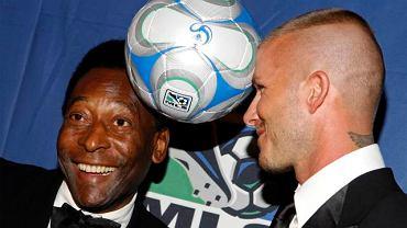Król futbolu Pele może przylecieć do Wrocławia na mecz Brazylia - Japonia