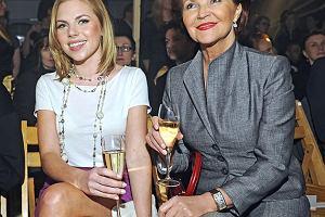 Ola Kwaśniewska z mamą Jolantą Kwaśniewską