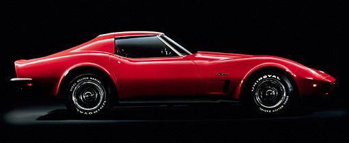 Chervolet Corvette Stingray