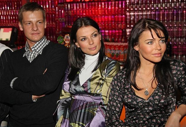Marcin Mroczek, Katarzyna Glinka, Edyta Herbuś
