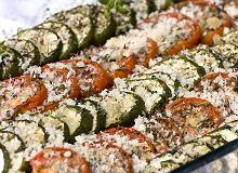 Zapiekanka z warzyw i ziół - ugotuj