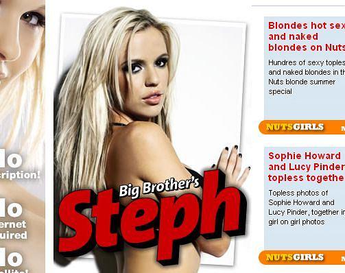 Stephanie McMichael/Brytyjski Big Brother
